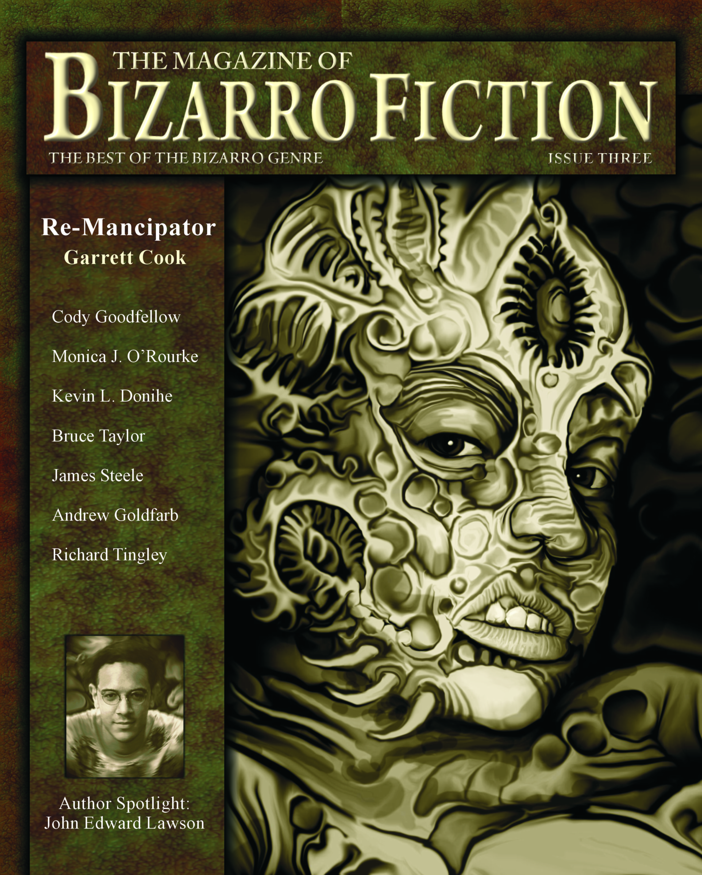 The Magazine Of Bizarro Fiction #3