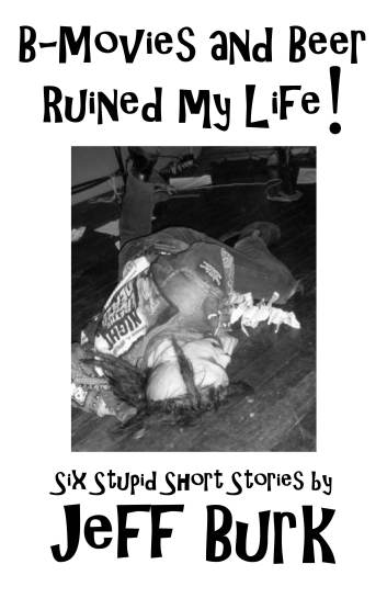 promo chapbook cover