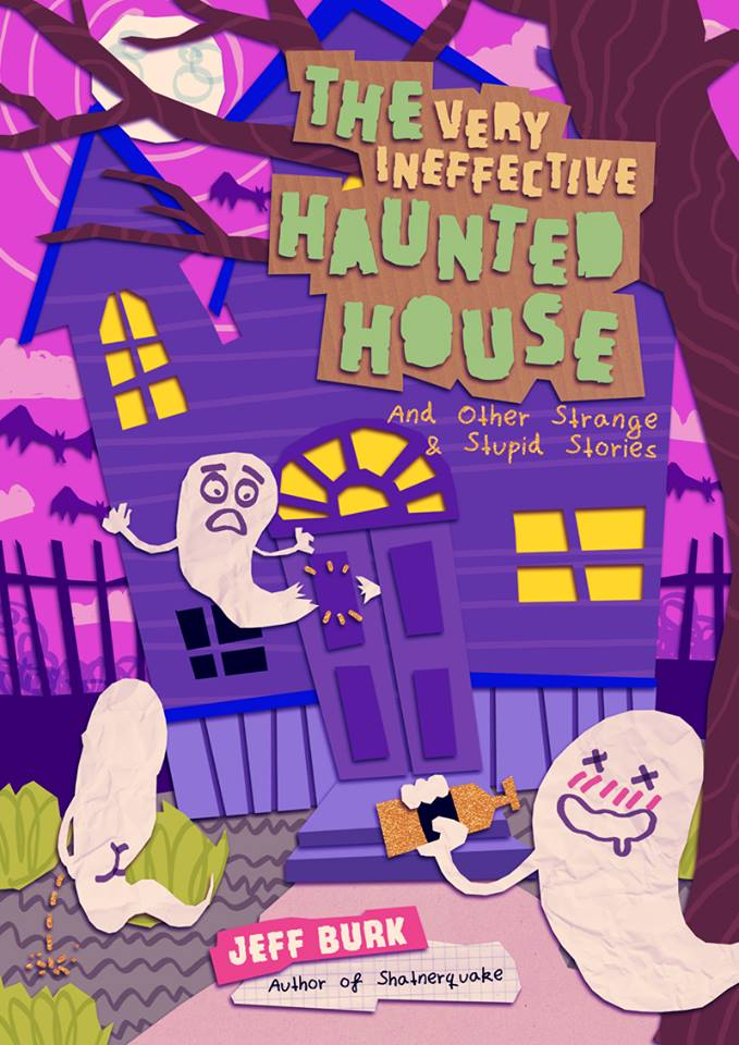 very ineffective haunted house